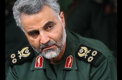 Qasem Soleimani- commander of Quds Force of Army of the Guardians of the Islamic Revolution (IRGC) photo by Sayyed Shahab-o- Din Vajedi/WikiCommons