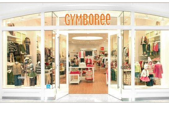 Children's clothing retailer Gymboree files for bankruptcy