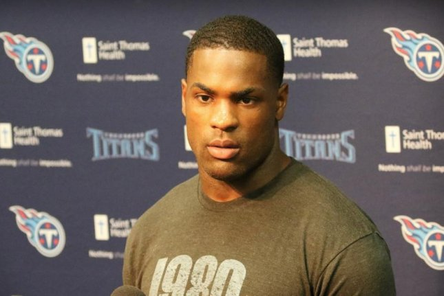 Tennessee Titans running back DeMarco Murray. Photo courtesy of the Tennessee Titans/Twitter