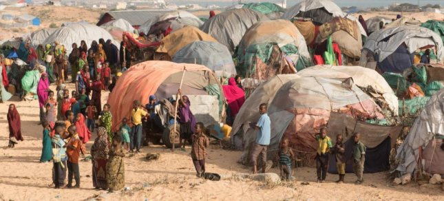320,000 Somalis fled conflict, insecurity in 2018, says aid