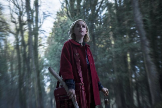 Chilling Adventures of Sabrina is coming to Netflix in October. Photo courtesy of Netflix