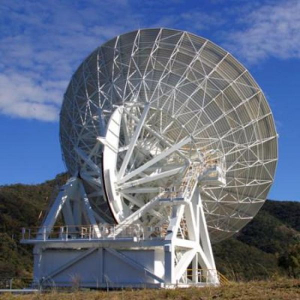 Australian telescope being used to map the Milky Way. Credit: UNSW