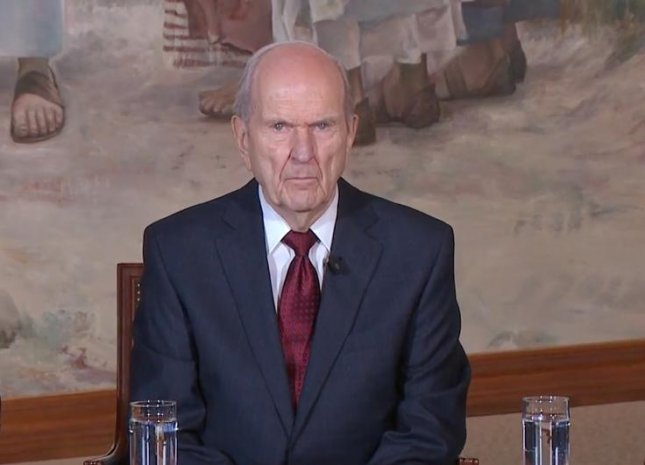 Mormon president says room in faith for everyone