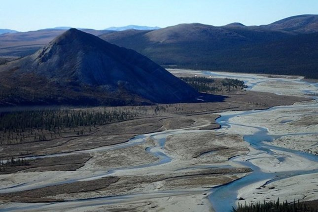 The accelerated thawing and degradation of Arctic permafrost could trigger a variety of sudden and unexpected climate shifts in the region. Photo by Ken Hill/National Park Service