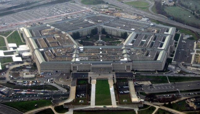The Pentagon. The House of Representatives passed an amendment forbidding the Pentagon from acknowledging climate change Thursday. (Wiki/CC)