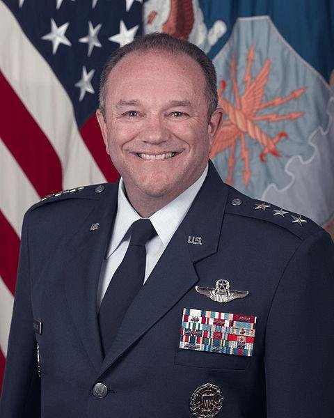 Gen. Philip Breedlove told the U.S. Armed Services Committee Tuesday Russia and Syria were deliberately targeting Syrian civilians to provoke mass migration to Europe, stretching European resources. Photo by U.S. Air Force