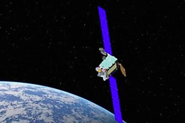 Japan Launches Its First Military Communication Satellite