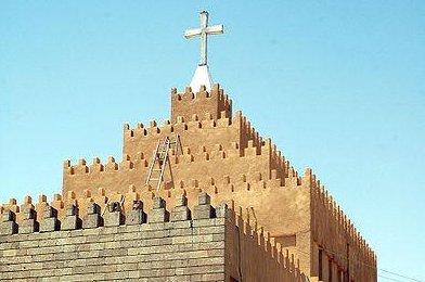 Christian Assyrian Church in Erbil, Iraq (CC/ James Gordon)