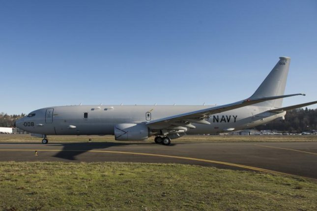 The P-8A maritime patrol aircraft of the U.S. Navy. U.S. Naval Air Systems Command photo