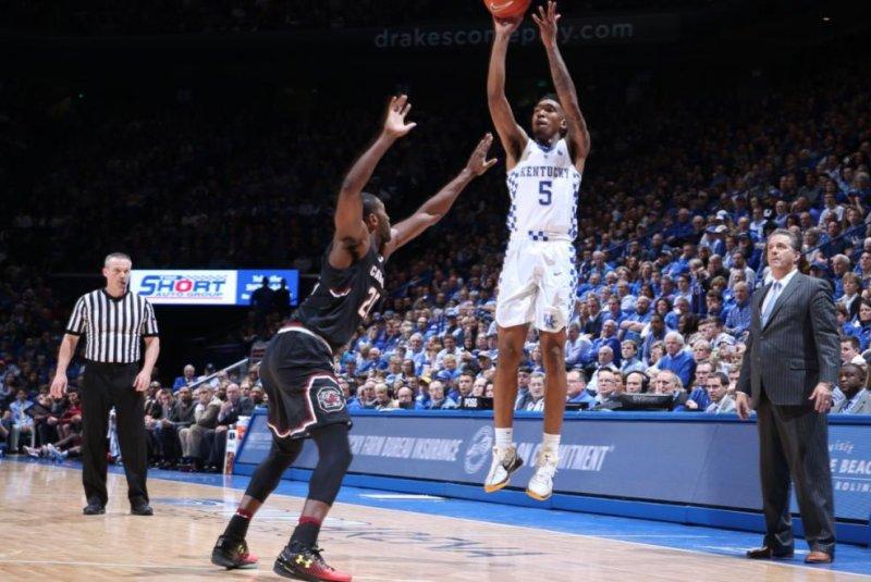 Kentucky guard Malik Monk. (Kentucky Basketball/Twitter)
