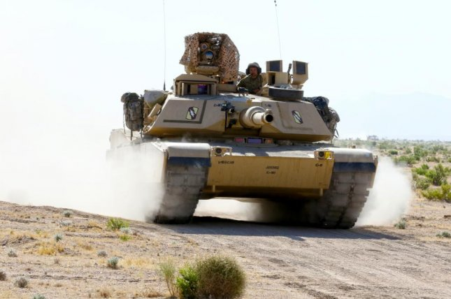 The U.S. Army M1A2 SEPv2 main battle tank, which will start to be upgraded to SEPv4 following the awarding of two contracts to General Dynamics. U.S. Army photo