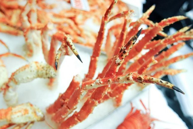 A recent study found that nearly half of adults have adult-onset food allergies and the most common allergy in adults is shellfish. Photo by stokpic/PixaBay