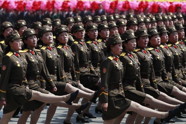Sexual violence against women is a common problem inside the North Korean army. File Photo by How Hwee Young/EPA