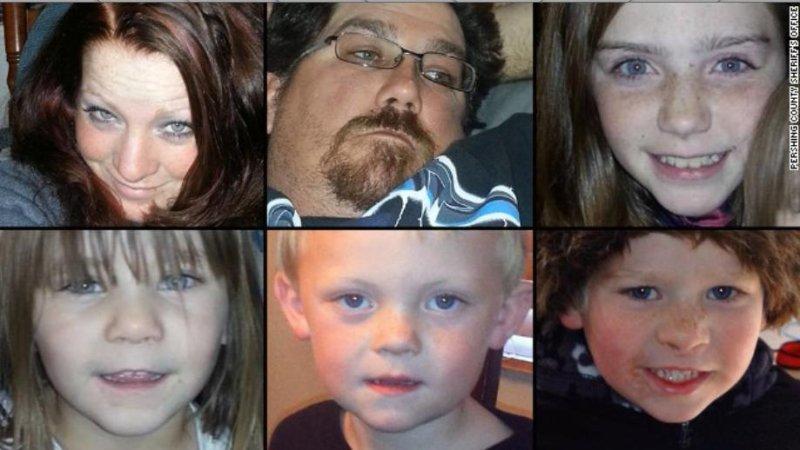 Nev  family missing: Couple, four kids found alive - UPI com