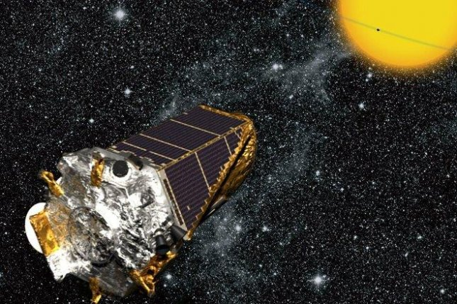 Artistic rendering of Kepler probe, which is now back in action discovering new exoplanets. Photo by JPL/NASA