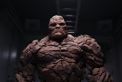 Jamie Bell as Ben Grimm, aka the Thing. 20th Century Fox/Marvel