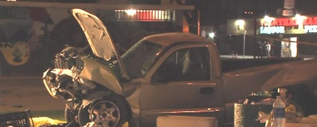 4 killed instantly, U.S. Navy member suspected of DUI after truck plunges off San Diego bridge