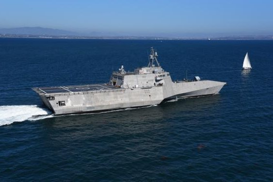 Navy orders three more littoral combat ships