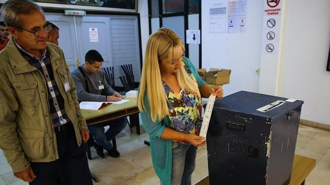 Bosnian Serbs overwhelmingly approved a Jan. 9 Statehood Day in a referendum Sunday. The referendum was banned by Bosnia-Herzegovina's Constitutional Court. Photo courtesy of Anadalou Agency