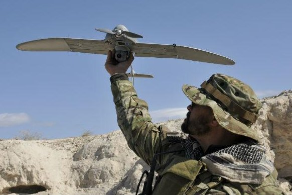 AeroVironments Wasp Microdrone Being Supplied To Marine Corps