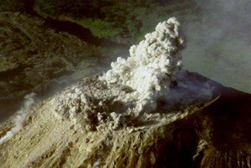 Study: Frictional heat dehydrates magma