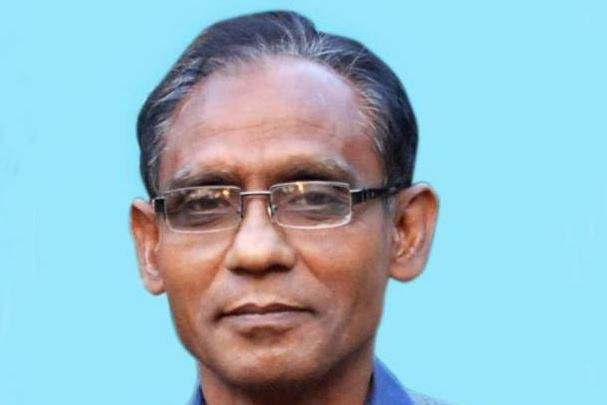 Rezaul Karim Siddiquee, 58, was killed while waiting for a bus to take him to Bangladesh's Rajshahi University, where he was an English professor. Photo by Facebook/Wikipedia