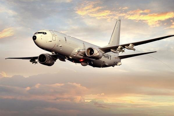 The Navy has awarded BAE with a $4 million contract to conduct a quick-turnaround demonstration of a new radio frequency countermeasure system for the P-8A Poseidon aircraft. Photo courtesy of BAE
