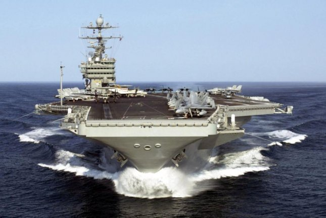 The USS Harry S. Truman, pictured, is at the center of a four-day military exercise involving four U.S. combatant commands for the first time. Photo courtesy of U.S. Northern Command