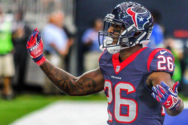 Houston Texans RB Lamar Miller. (Houston Texans/Instagram)