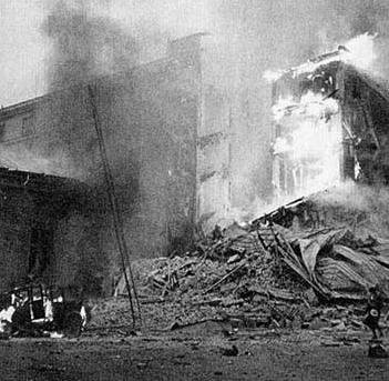 On November 30, 1939, the Russo-Finnish War -- also known as the Winter War -- started when the Soviet Union bombed Helsinki. File Photo courtesy Wikimedia