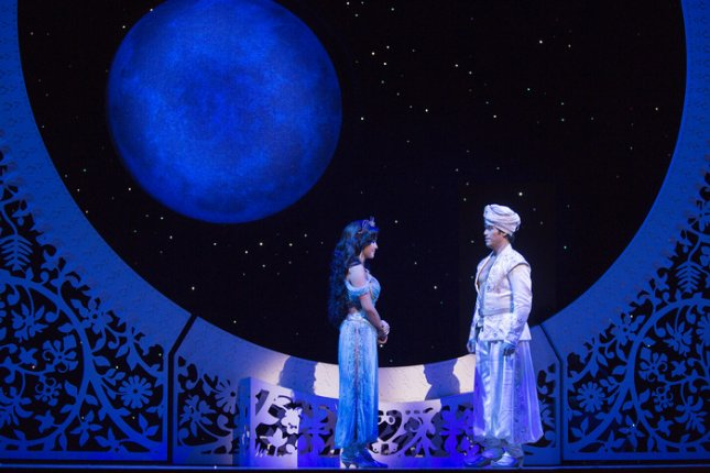 Image courtesy of Disney Theatrical Productions.