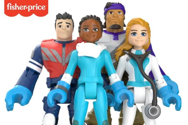 Mattel has announced a new line of toys that honor those battling the COVID-19 pandemic. Image courtesy of Mattel/Business Wire