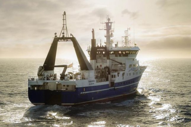 Greenpeace opposition to maritime research activity represents a minority viewpoint, New Zealand research authority says. Photo courtesy of New Zealand's National Institute of Water and Atmospheric Research.