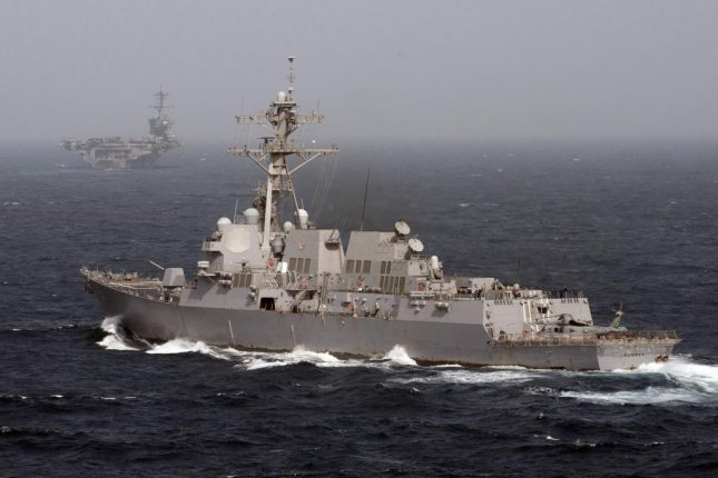Bath Iron Works' contract with the U.S. Navy includes additional options for DDG 51 services. Photo by James R. Evans/U.S. Navy.