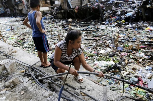 Countries like the Philippines struggling with illegal garbage imports are turning their attention to trash-to-energy technology. File Photo by Francis R. Malasig/EPA-EFE