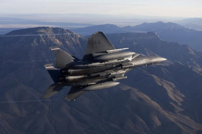 The StormBreaker smart bomb has been approved for use on the F-15E. Photo courtesy of Raytheon