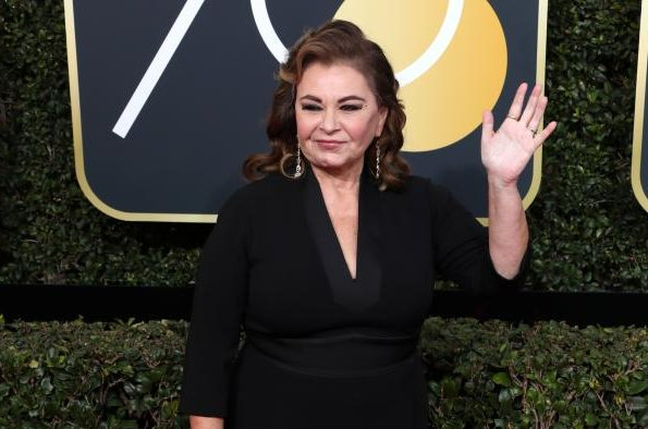 Roseanne Barr is scheduled to address Israeli parliament during a visit to the country next month. File Photo by Mike Nelson/EPA