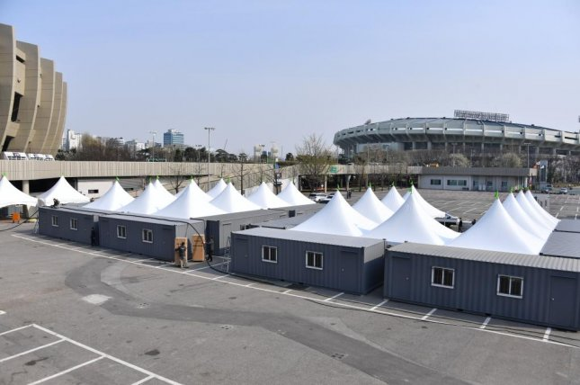 The Seoul metropolitan government began operating a walk-through COVID-19 screening clinic for residents arriving from abroad on Friday, in an effort to cut down on imported cases of the disease. Photo courtesy of Seoul Metropolitan Government