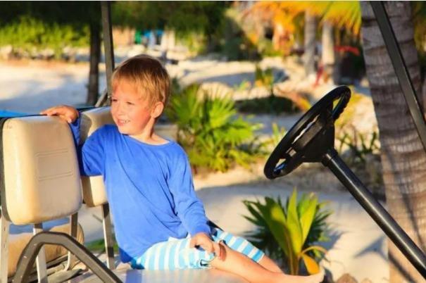 Golf cart injuries rising among American kids