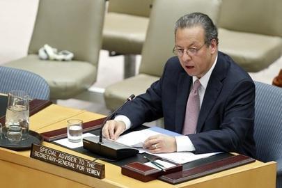 U.N. envoy to Yemen Jamal Benomar. CC/ United Nations