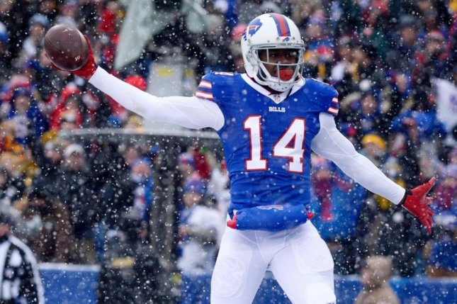 Buffalo Bills wide receiver Sammy Watkins has played 21 of 32 games during the last two seasons and has had surgery twice on the same foot. Photo courtesy of Buffalo Bills/Instagram.