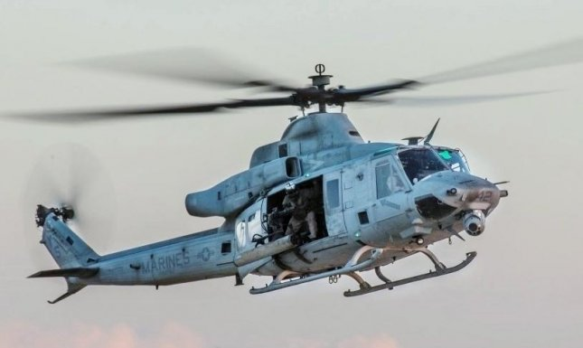 The UH-1Y Venom utility helicopter, one of which is flown by the U.S. Marines, is one of two helicopters Poland is talking with PGZ and Bell about acquiring as part of a modernization of the Polish armed forces. USMC photo by Lance Cpl. Clarence Leake