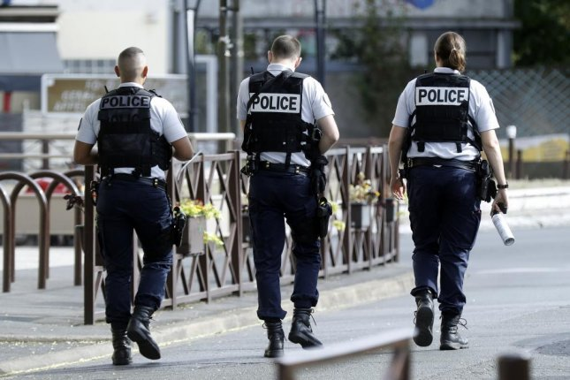 Two arrested after French counter-terrorism raid near Paris