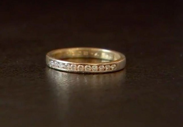 Woman S Diamond Ring Found In Sewer 9 Years After Falling Into