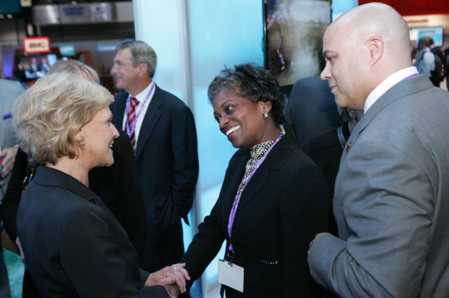 Clyburn meets Governor of North Carolina. (CC/TheCableShow)