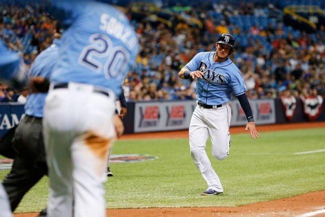 The Tampa Bay Rays are off to their best start ever after taking a weekend series from the struggling Toronto Blue Jays. Photo courtesy Tampa Bay Rays via Twitter
