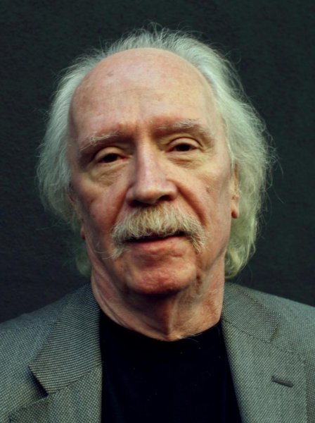 2011 photo of filmmaker John Carpenter. Universal Cable Productions has made a development deal with the horror titan. Photo by Nathan Hartley Maas, courtesy of Wikimedia Commons