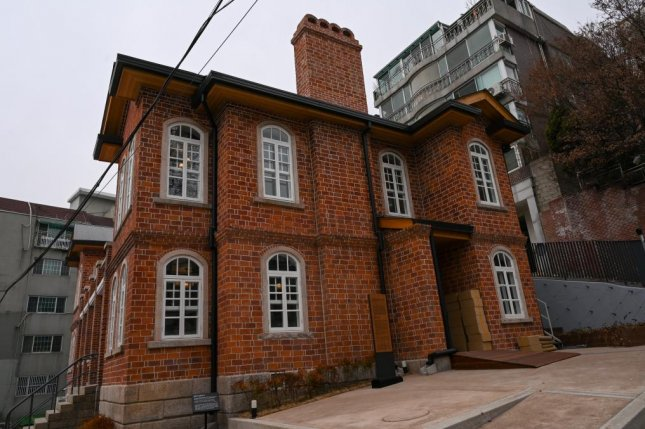 Dilkusha, the Seoul house built by former UPI correspondent Albert Wilder Taylor in 1923, was opened to the public as a historic site on Friday. Photo by Thomas Maresca/UPI