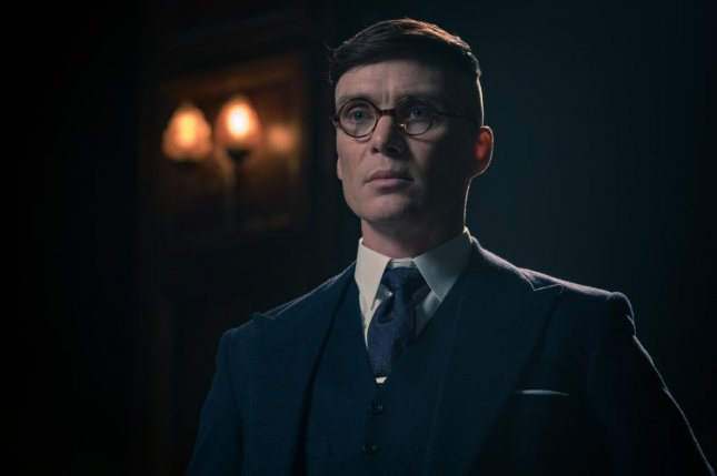Season 5 of Peaky Blinders, starring Cillian Murphy, is now streaming. Photo courtesy of Netflix
