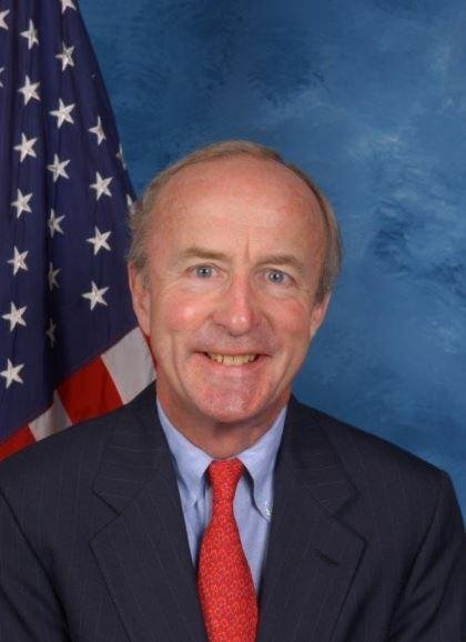 Rep. Rodney Frelinghuysen, chairman of the House Appropriations Committee and a 12-term incumbent from New Jersey, announced Monday he won't seek another term in November. Photo courtesy of Rodney Frelinghuysen/Facebook